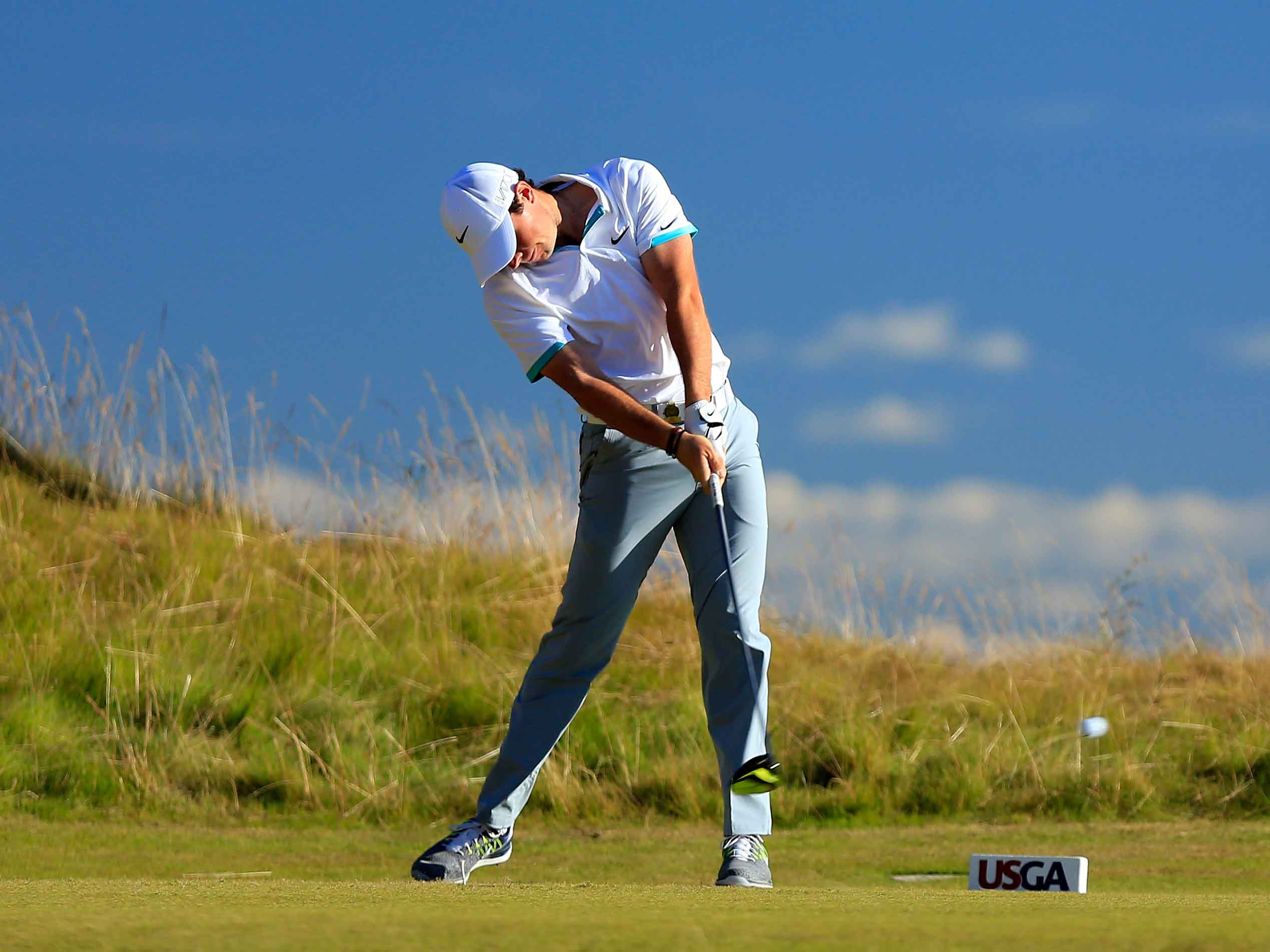 Rory Mcilroy Fast Hips More Power Hit It Longer
